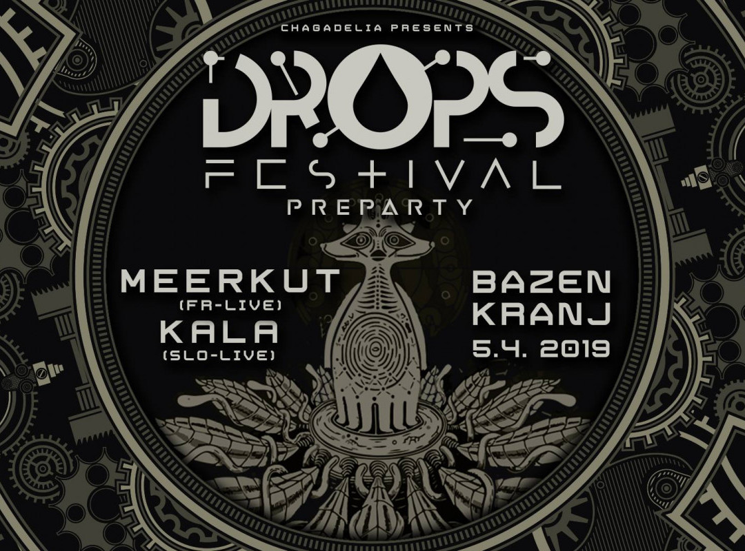 DROPS festival Preparty - Meerkut & Kala - Live