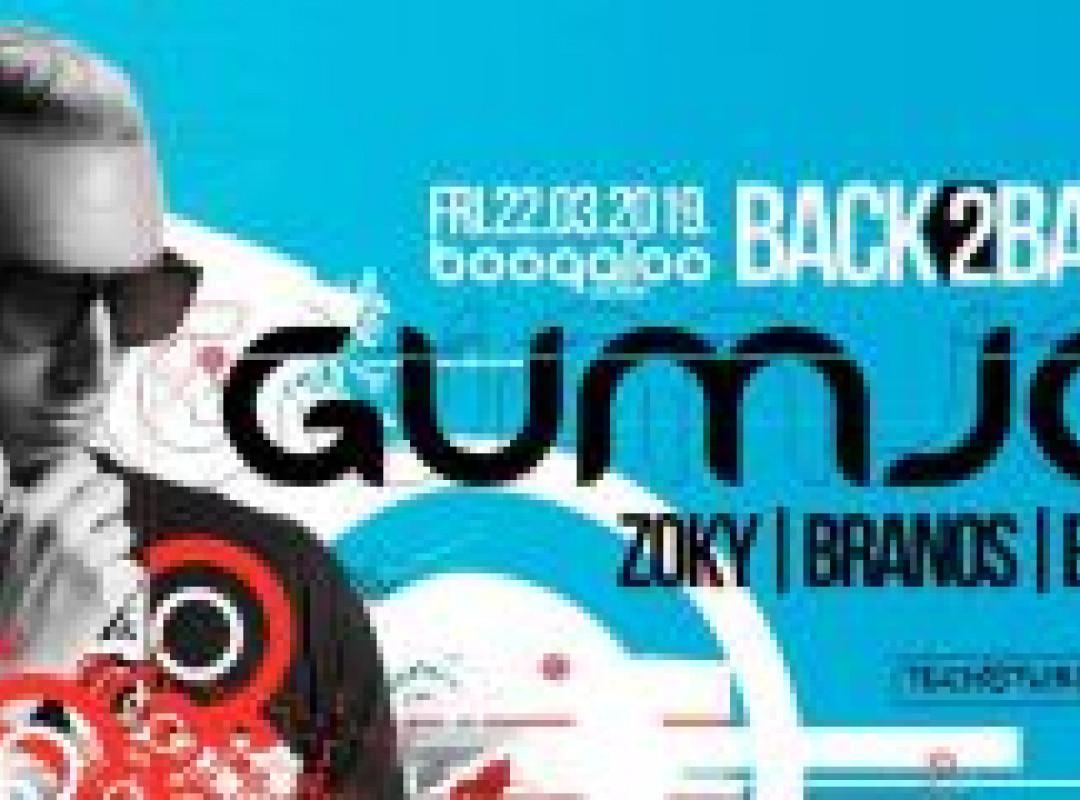 Back2Bass w GUMJA / Boogaloo