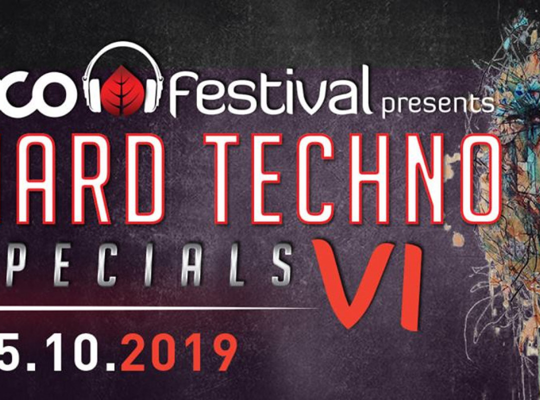 ECO festival - Hard Techno Specials VI