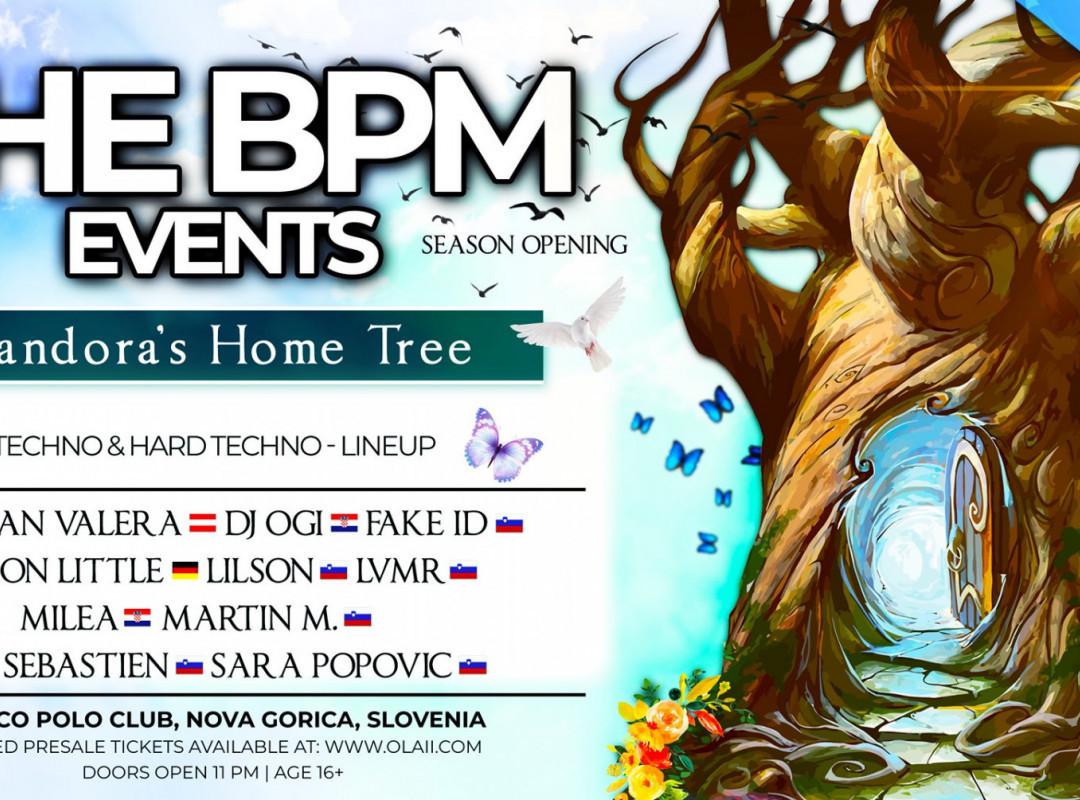 The BPM Event opening season