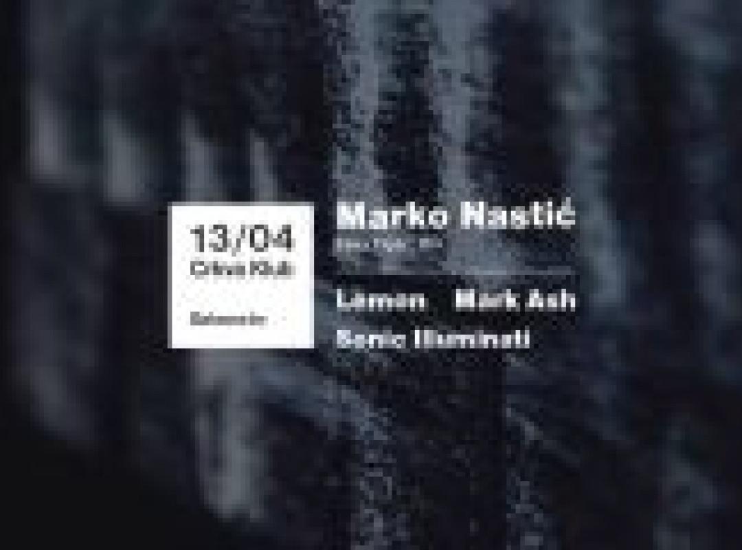 Balance w/ Marko Nastic at Crkva
