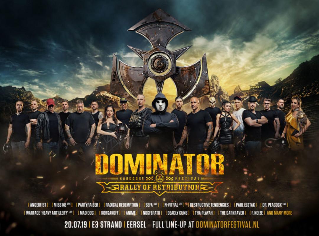 DOMINATOR 2019