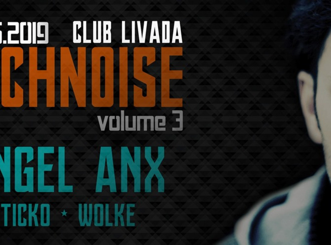 Technoise volume 3 - ANGEL ANX -