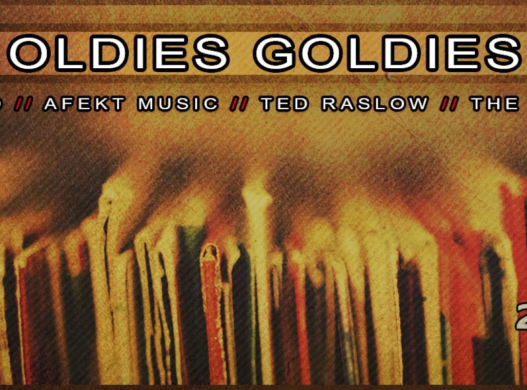 Oldies Goldies w/ Dj Psiho