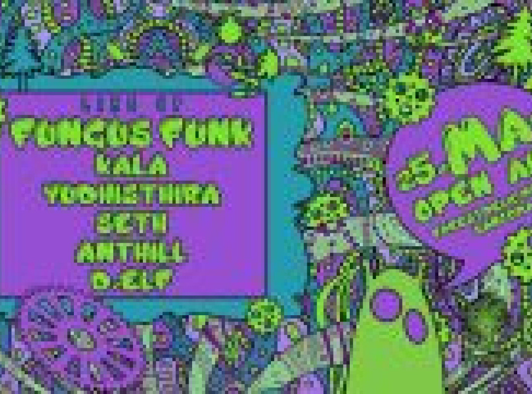 Forestdelic meets Sangoma (with Fungus Funk)