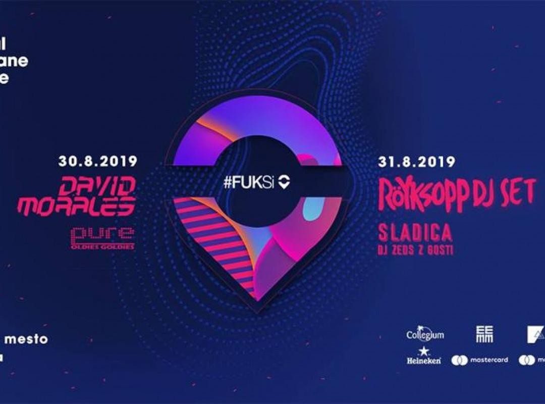Festival Urbane Kulture #FUKSi 2019
