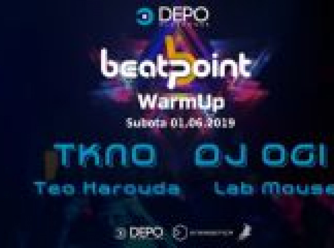 BeatPoint WarmUp Session 3