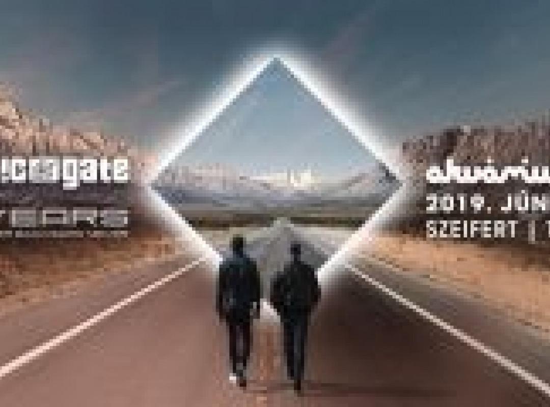 Cosmic Gate (DE) - 20 Years Tour 2019