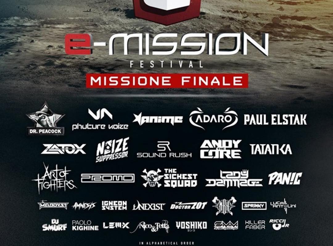 E-Mission Festival - Missione Finale