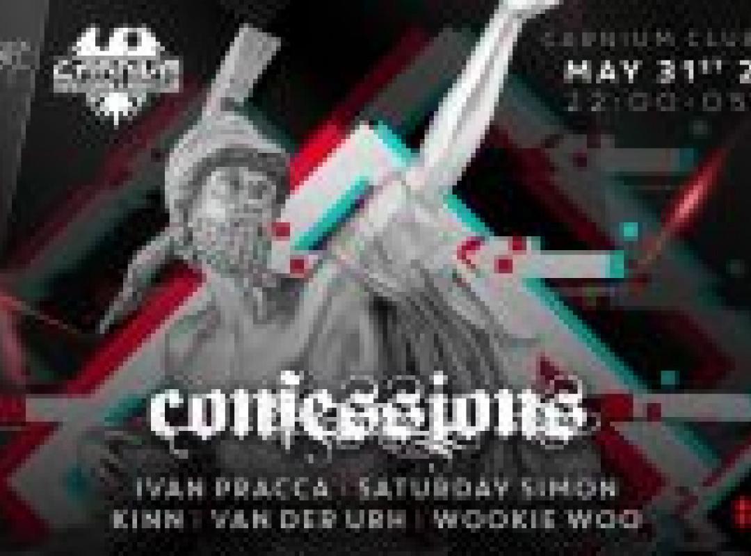 Confessions // Housič v Kranju //