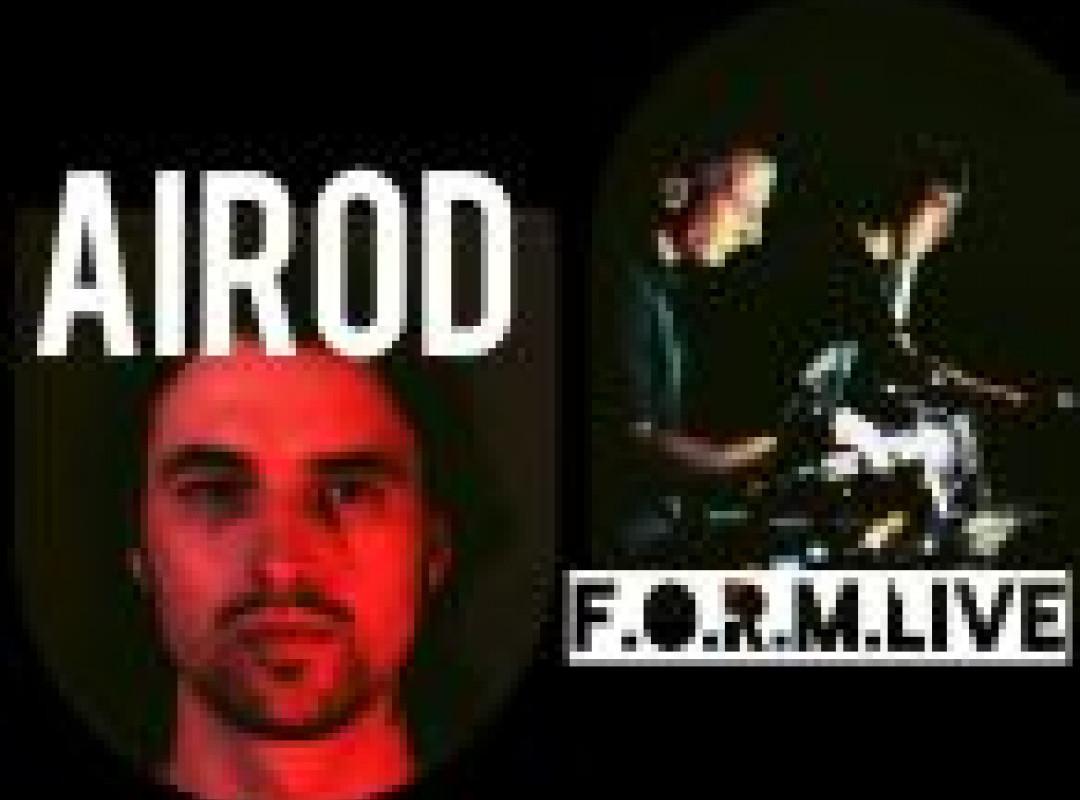 AIROD / FORMlive at DEPOklub