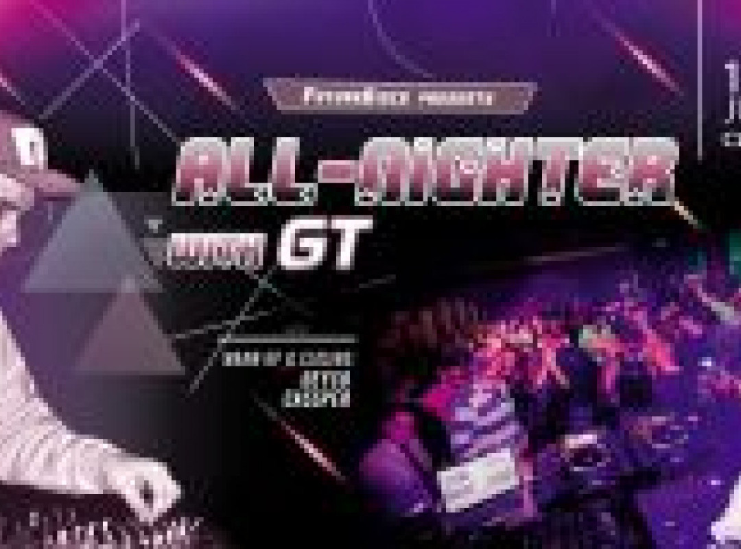 FutureDisco pres. All-nighter with GT