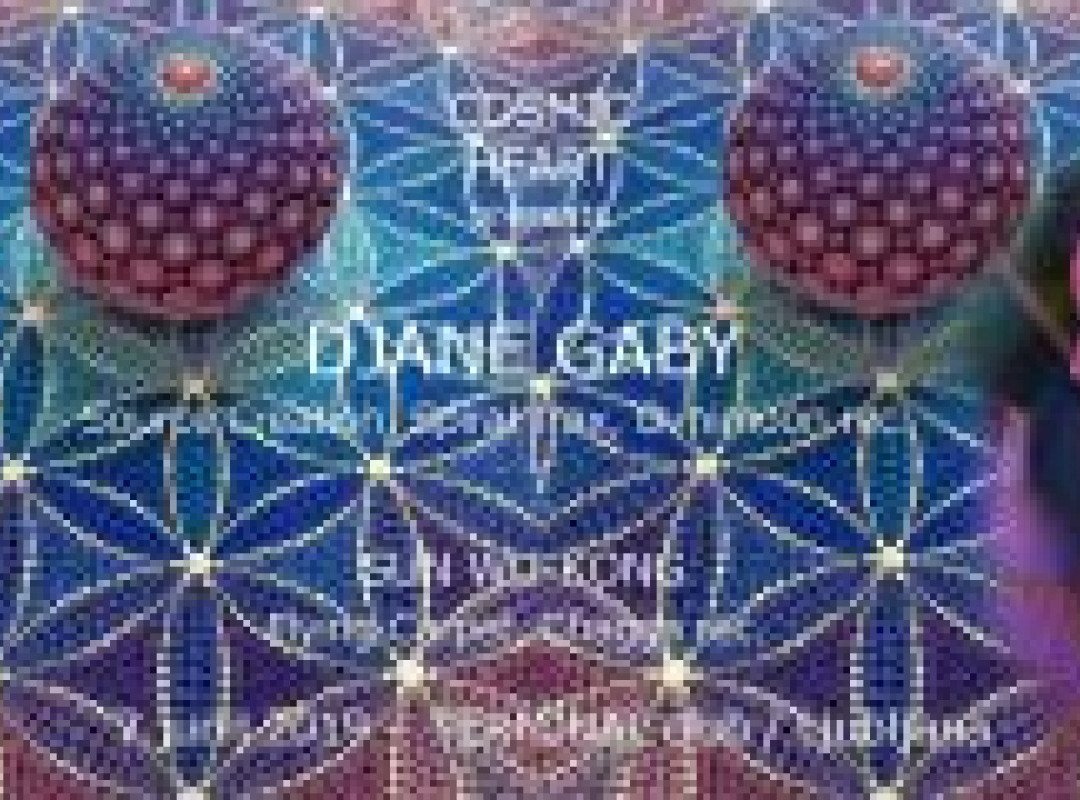 Cosmic Heart ~ Djane GABY, Sun Wu-Kong / Closing Party