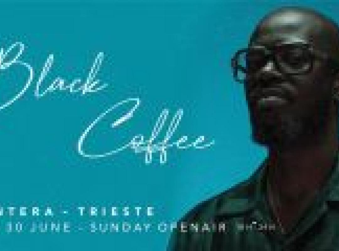 Black Coffee at Rotonda Cantera / Reload Events