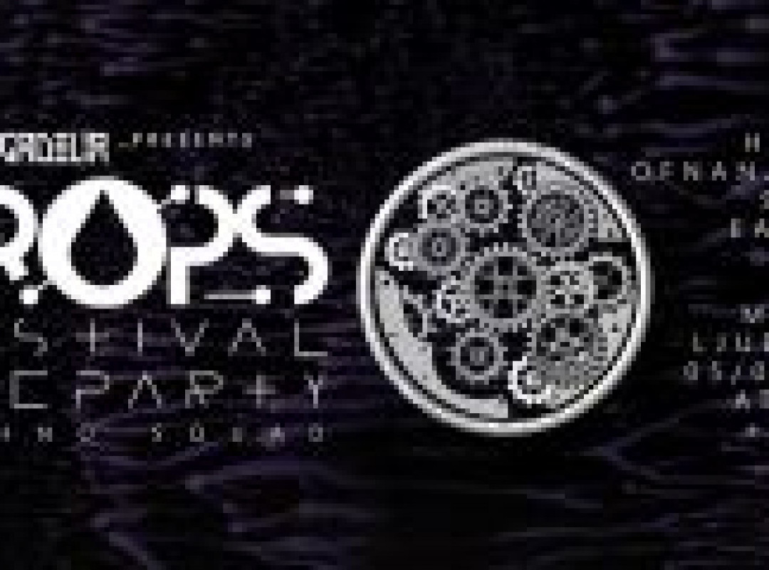 DROPS festival preparty (TechnoSquad)