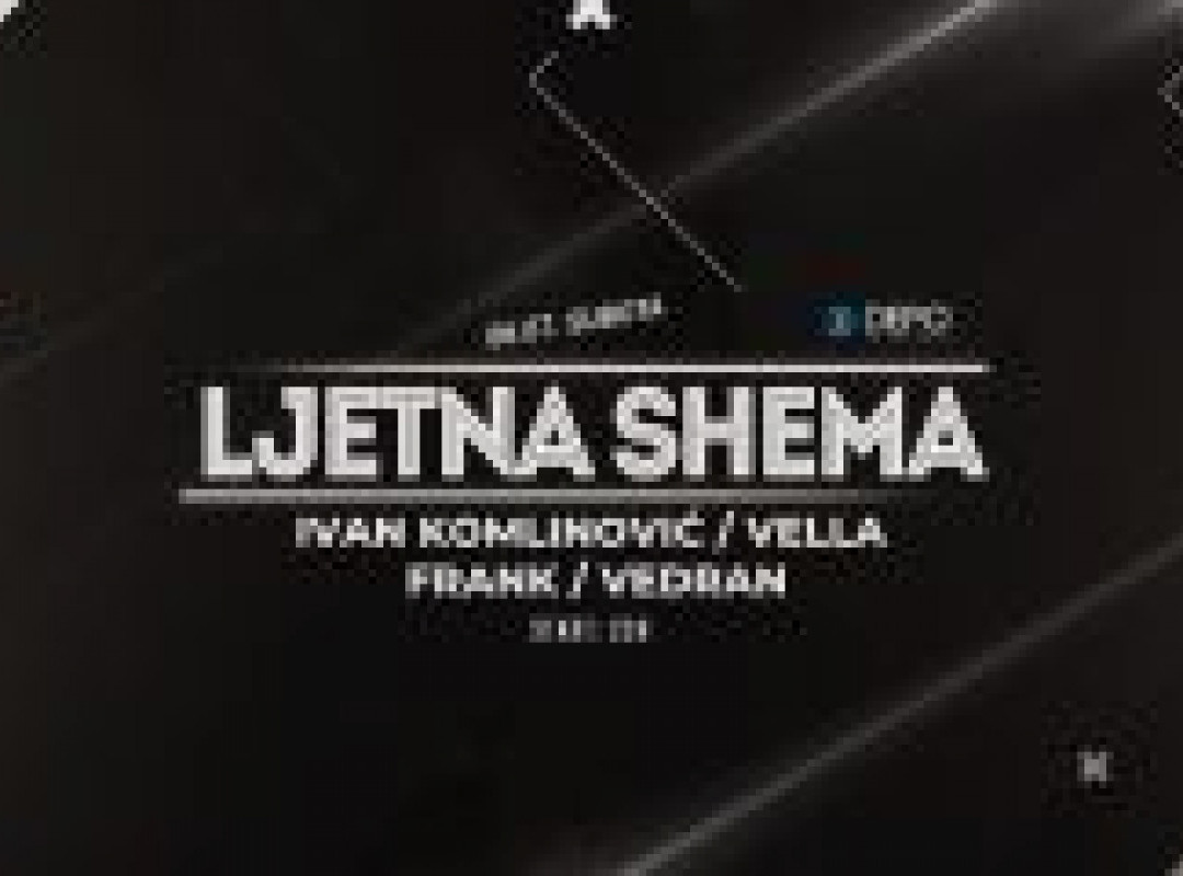 Ljetna Shema at DEPOklub