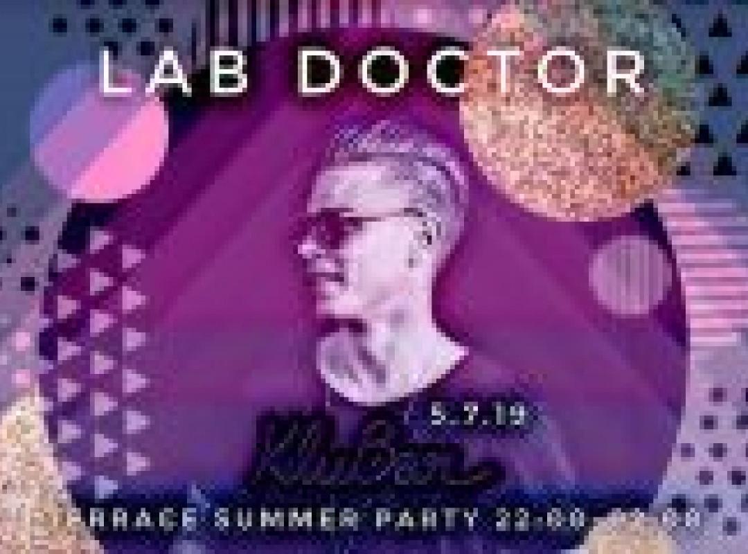 LAB Doctor & Terrace summer house - KluBar