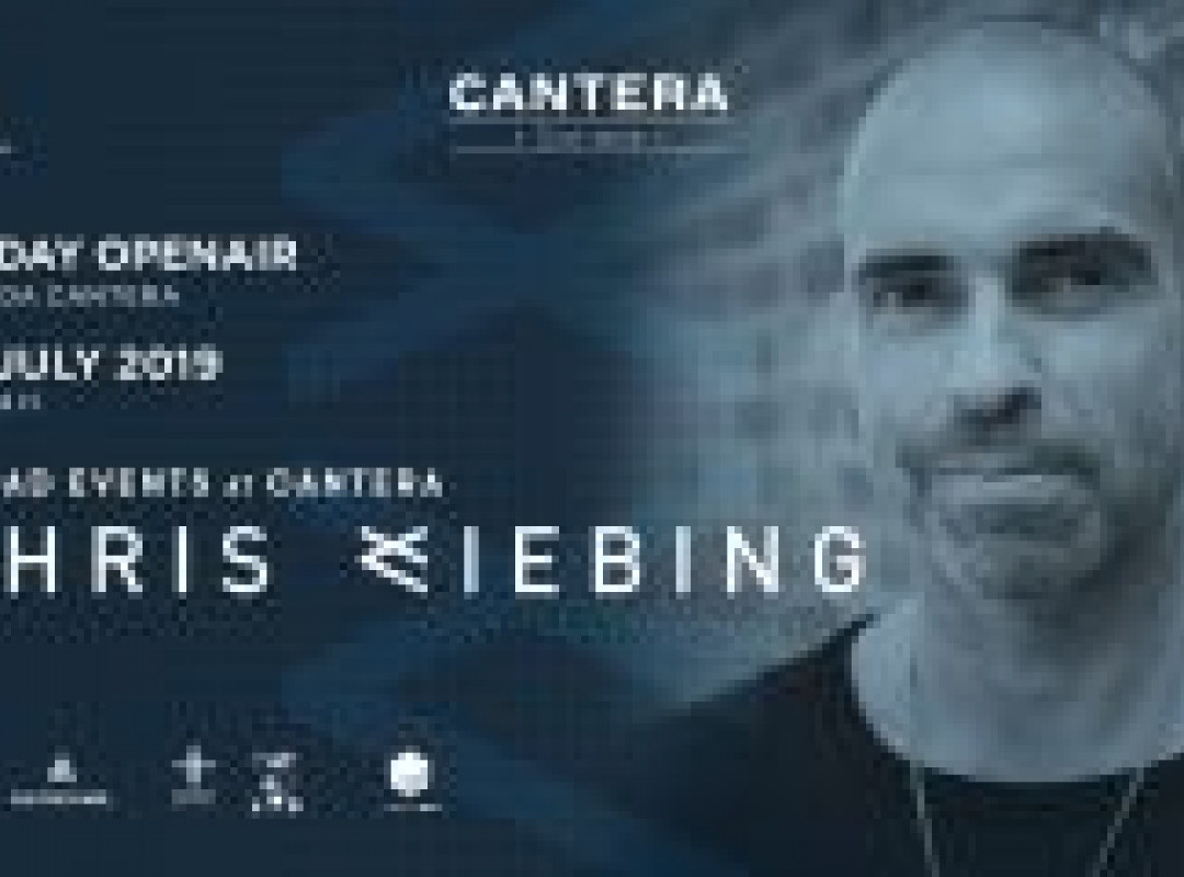 Chris Liebing at Rotonda Cantera / Reload Events
