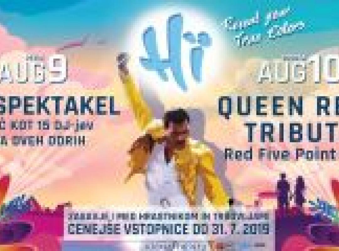 Hï Festival: Reveal your True Colors