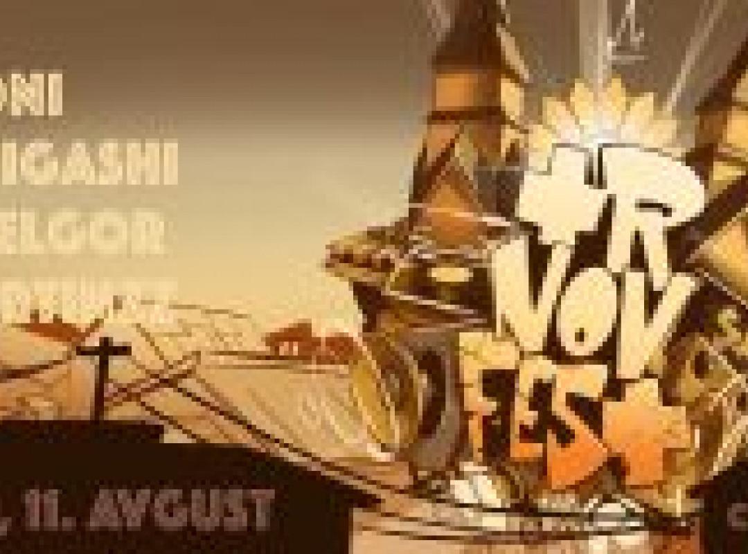 TrNOVfest - Oni (plesni cirkus) & Elektroska klubska zabava