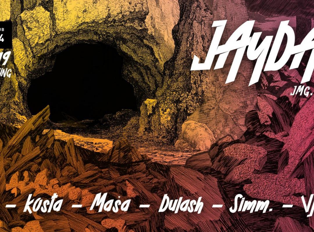 K4 Opening: Jayda G (JMG, Ninja Tune)
