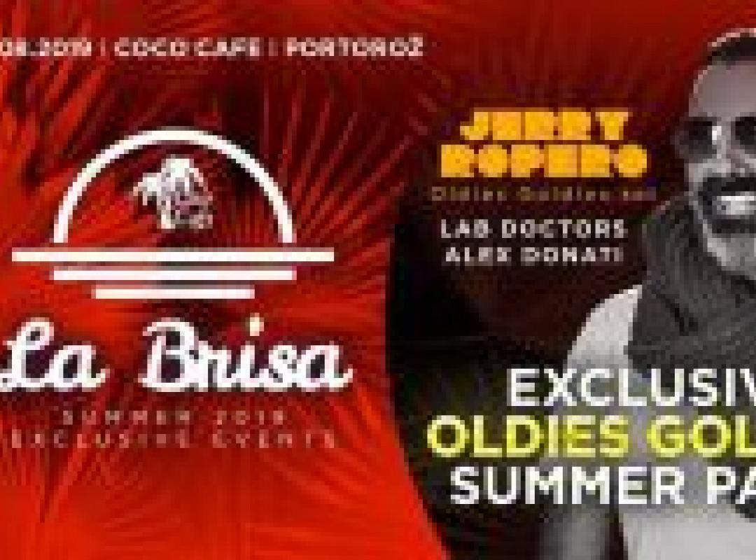 La Brisa w Jerry Ropero & G3spirits