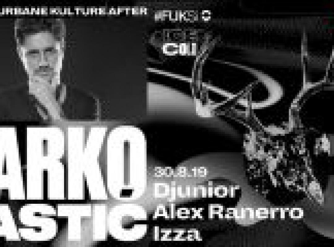 Festival Urbane Kulture After w/ Marko Nastić