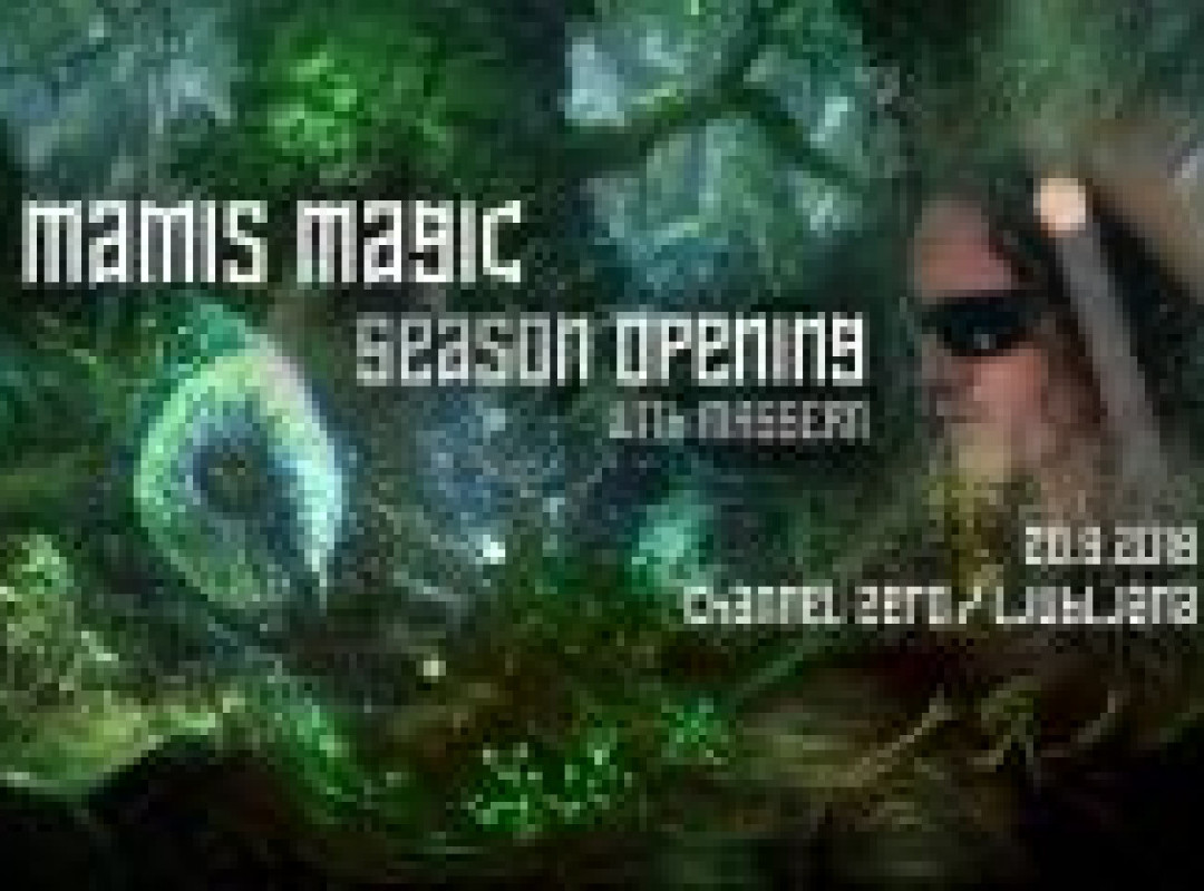 Mami's Magic with Massern - Psychedelic Nomads