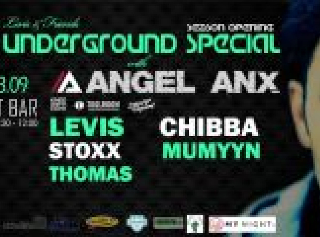 Underground special with Angel Anx