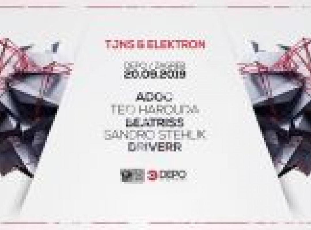 TJNS & Elektron DEPO klub