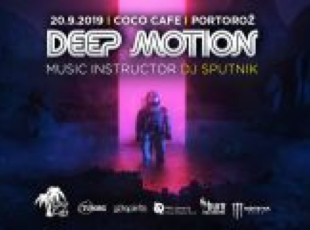 Deep Motion w. Sputnik