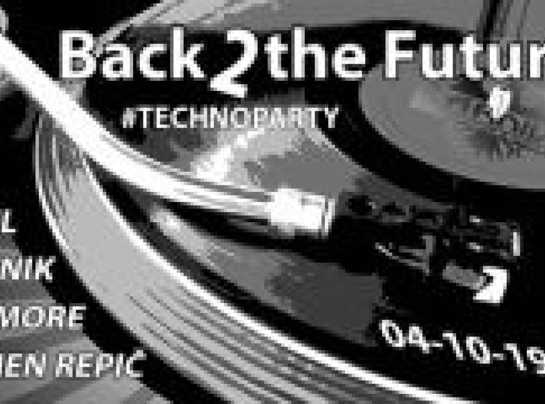Back 2 the Future Techno
