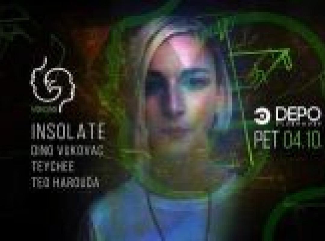 Visions w/ Insolate at DEPOklub