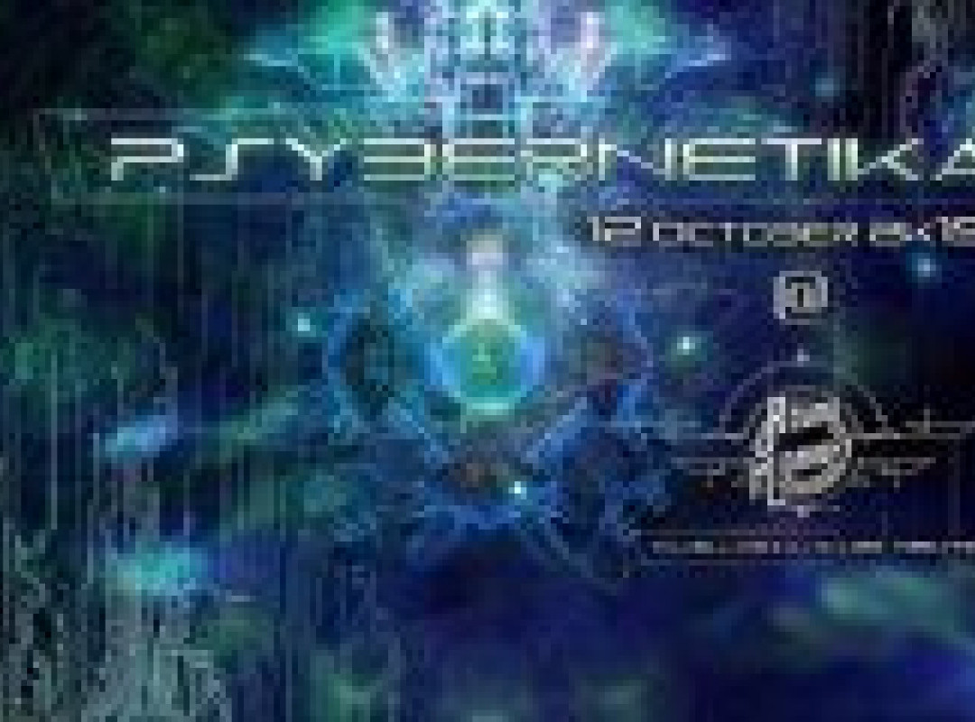 Psybernetika - Psychedelic Night at Round Midnight