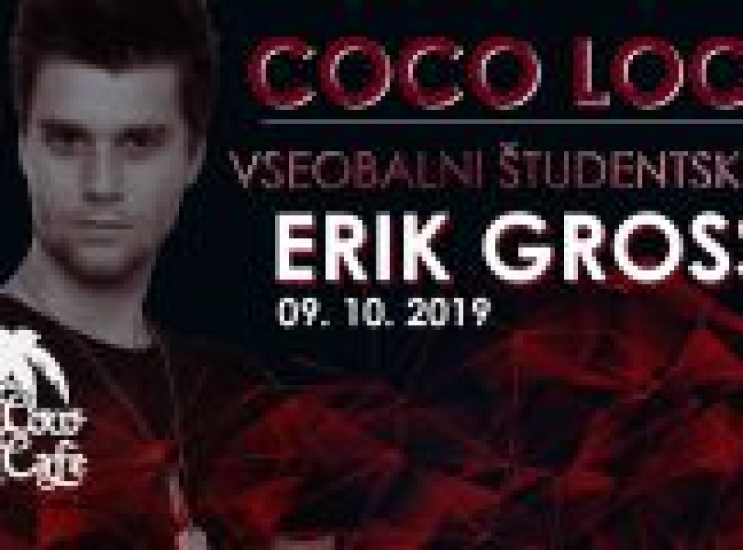 Coco loco vseobalni študentski žur