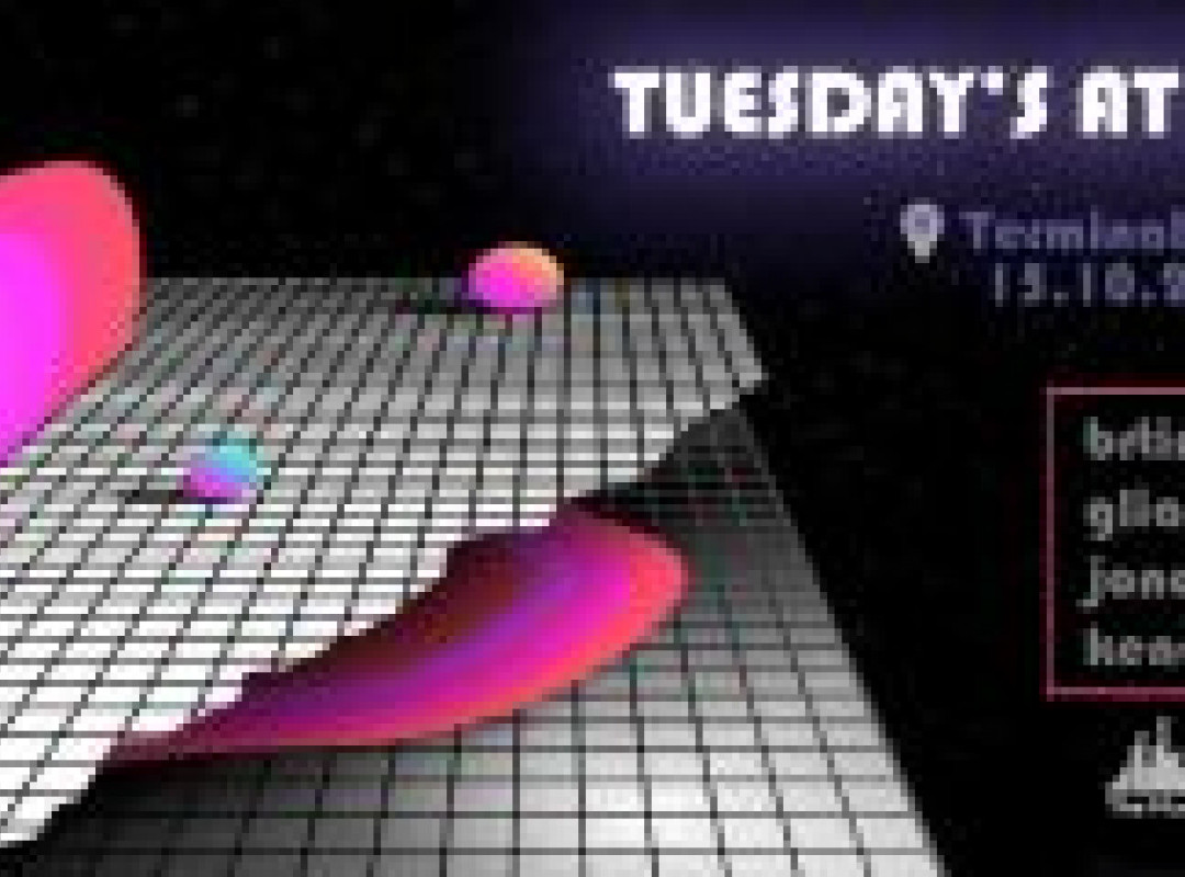 Tuesday's at LAB w/ Glia, Brtinzz, Jona, Kendi