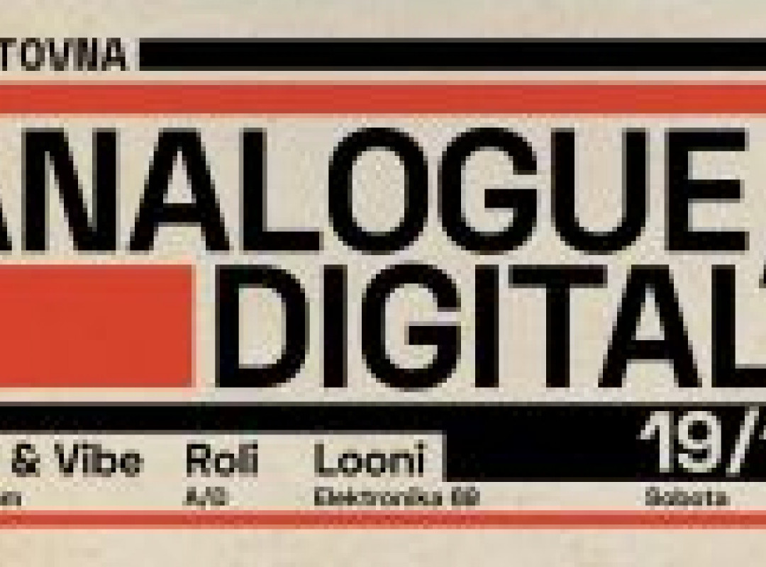 Analogue/Digital x SOUL & VIBE │ LOONI │ ROLI