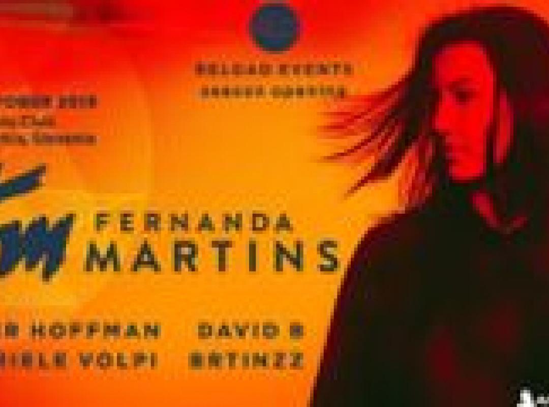 Reload season opening w. Fernanda Martins (Techno set)