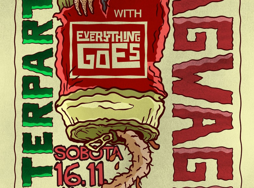 Lagwagon Afterparty With Everything Goes