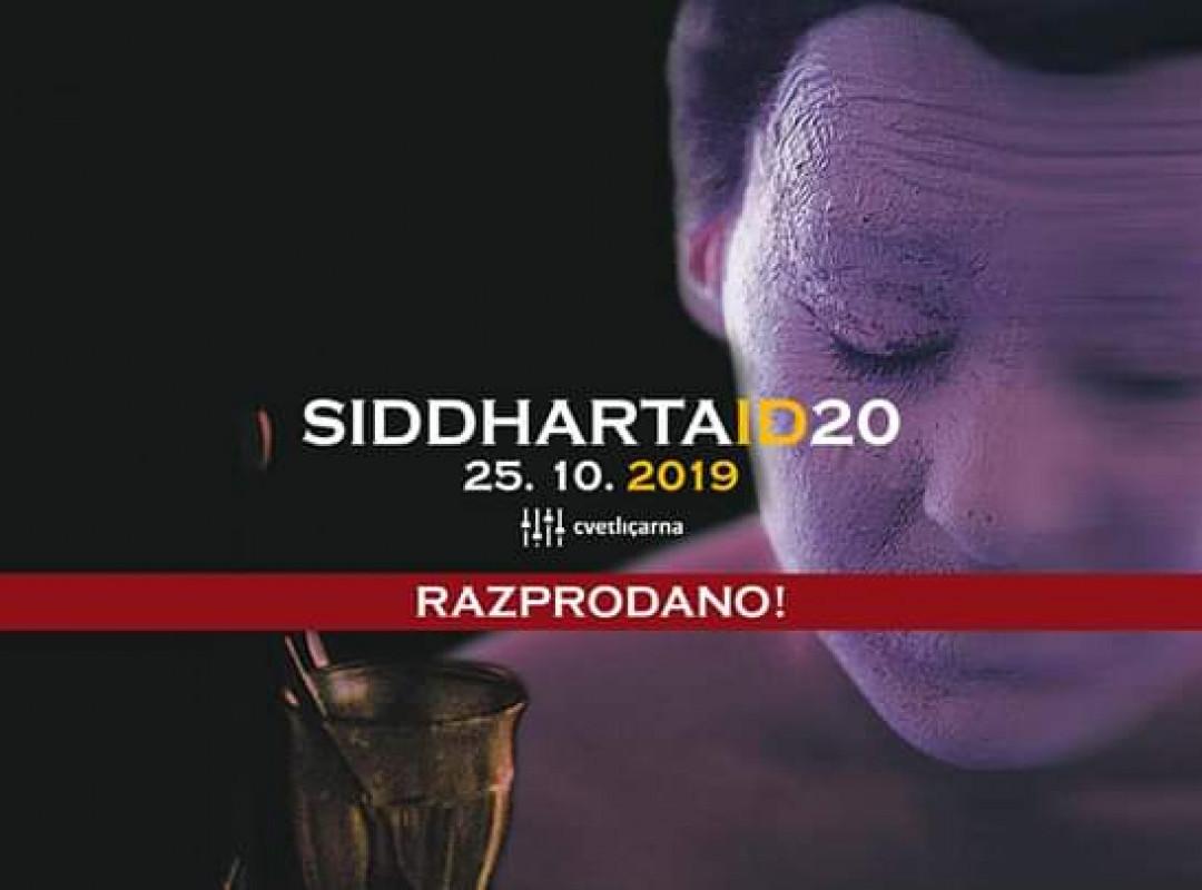Siddharta *ID20* Cvetličarna