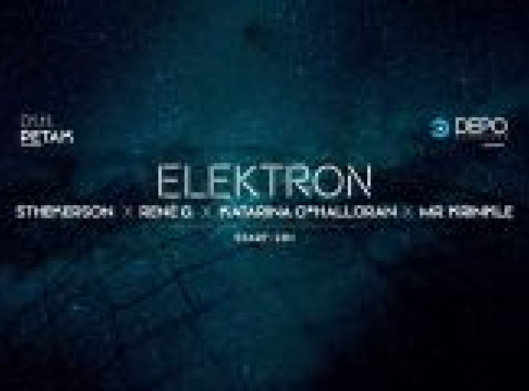Elektron at DEPOklub