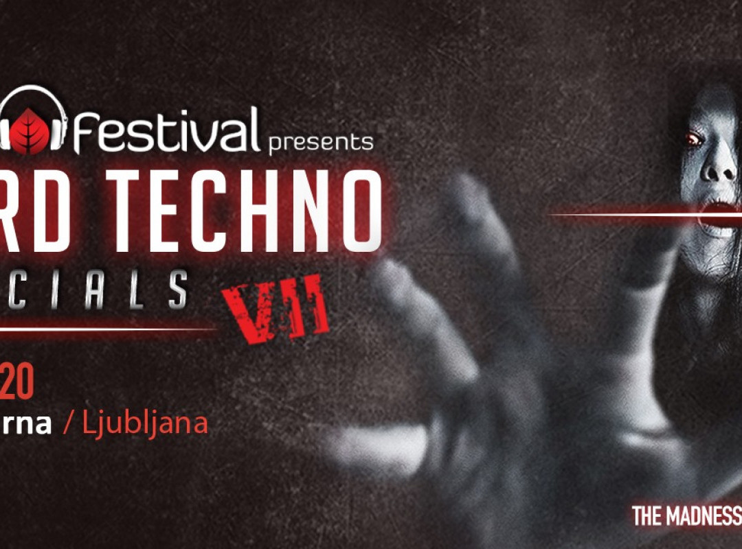 ECO festival - Hard Techno Specials VII