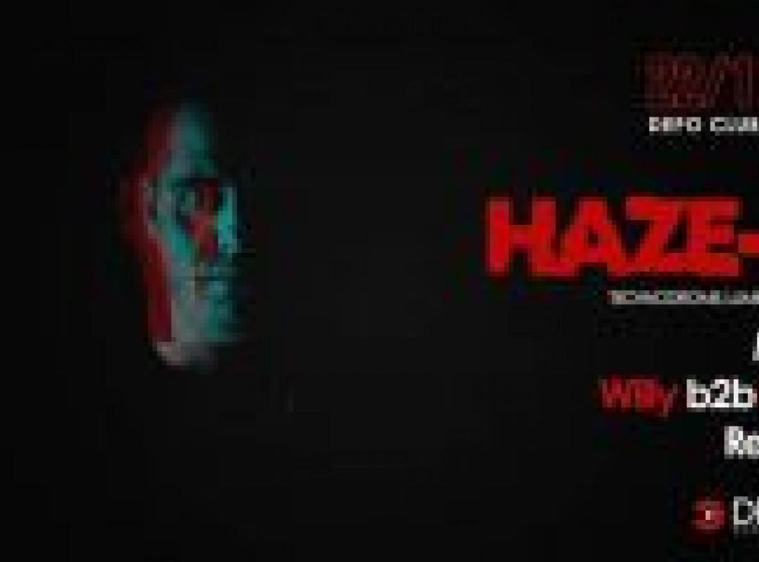Techno Scream pres. Haze-C