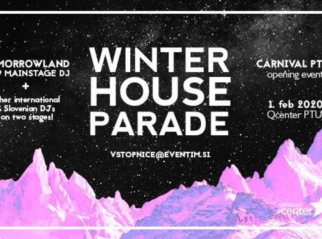 Winter House Parade 2020