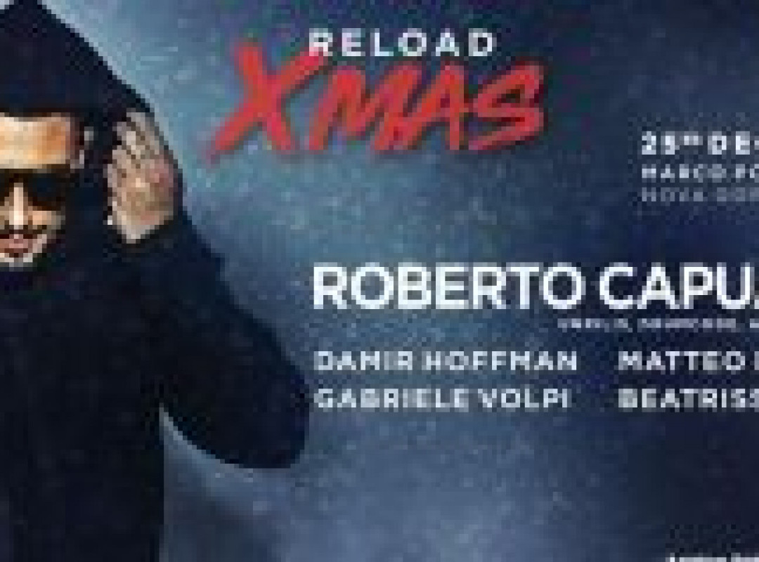 Reload Xmas at Marco Polo w. Roberto Capuano