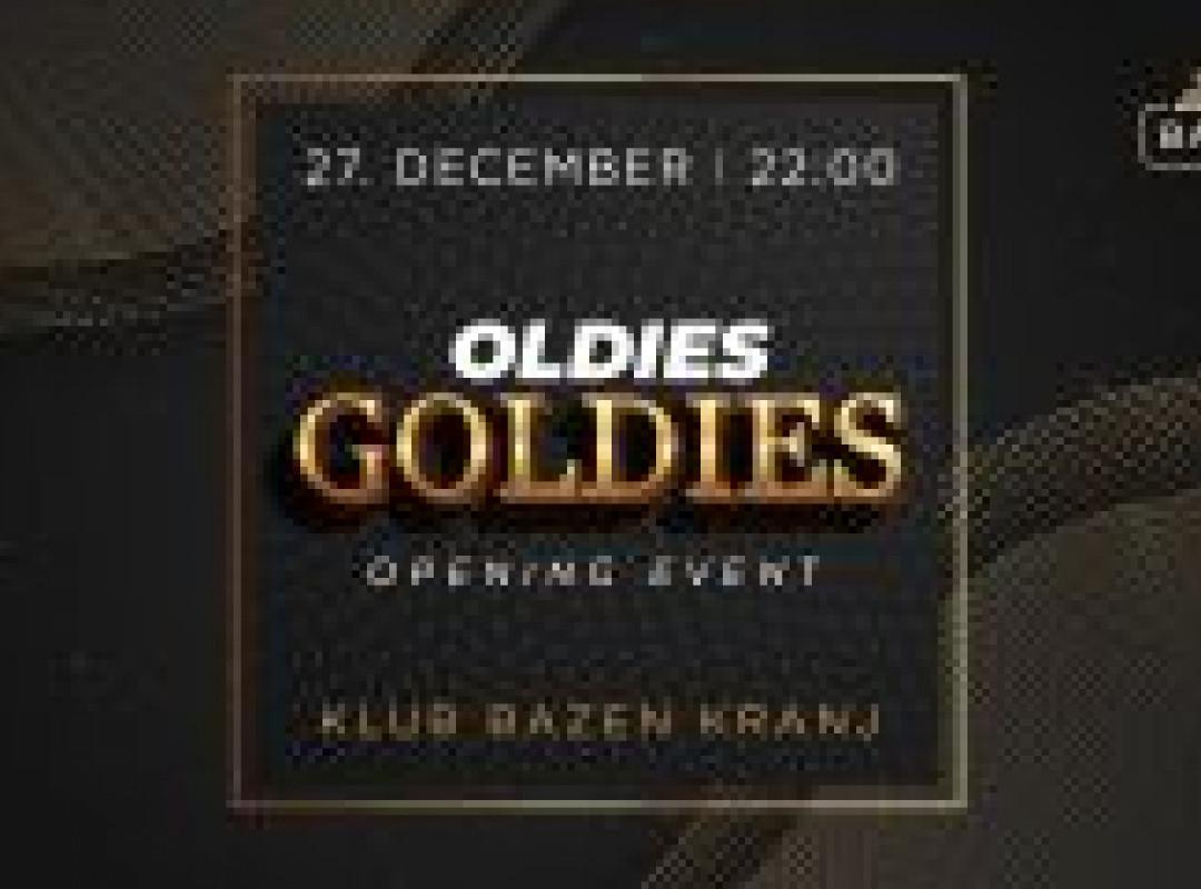 BAZEN // Oldies Goldies - Opening event