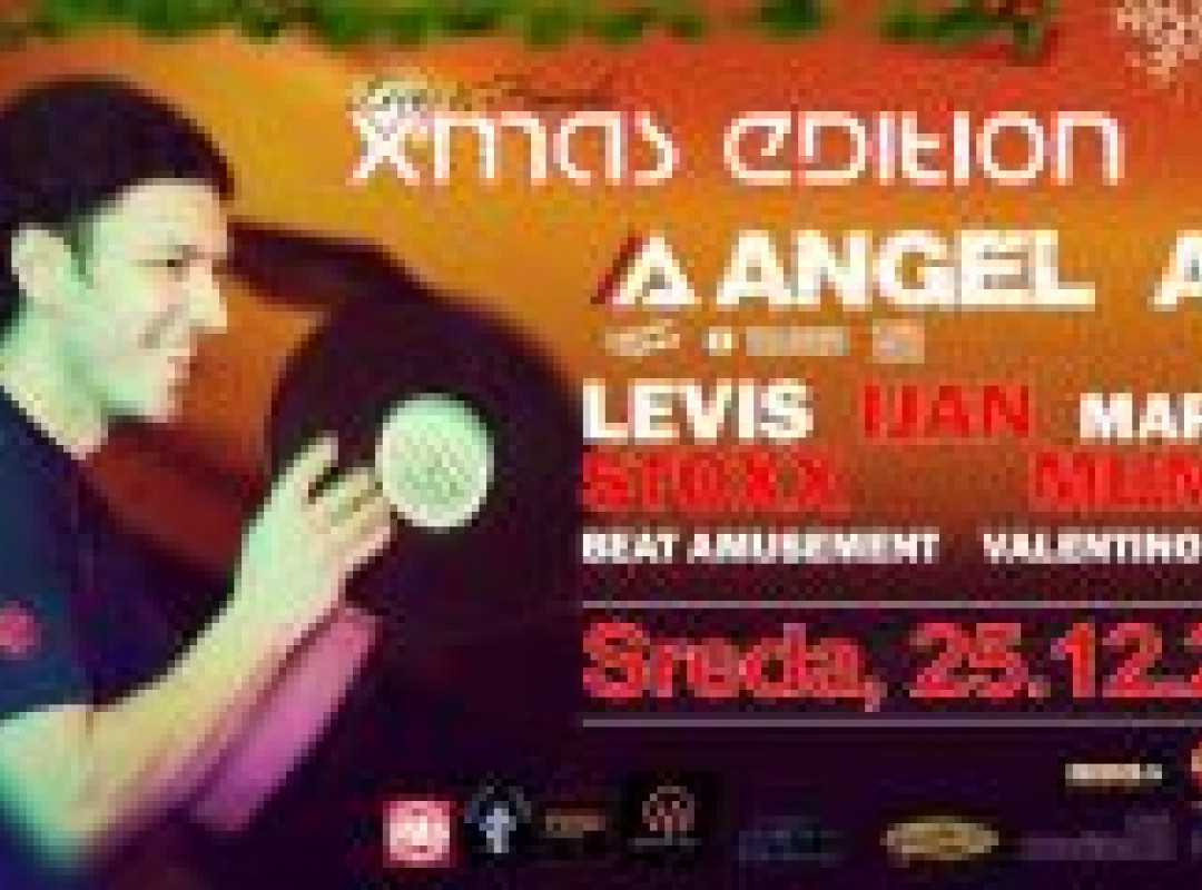 Xmas edition with Angel Anx