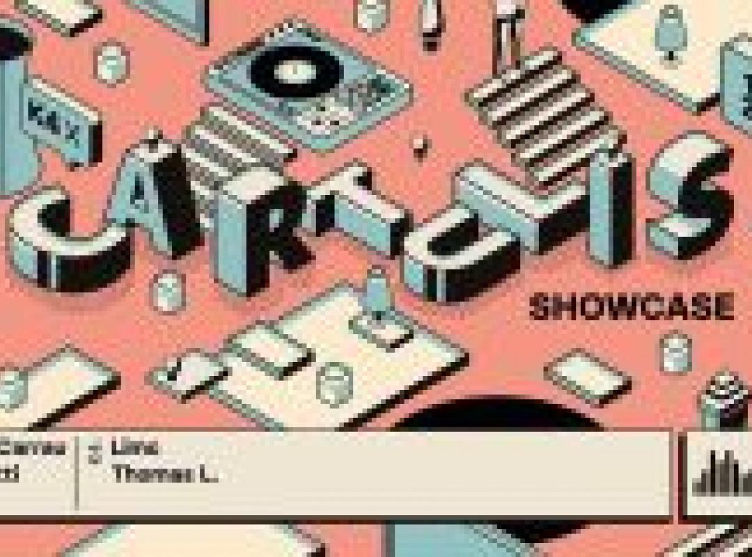 K4 x Cartulis Showcase w/ Raphael Carrau & Unai Trotti