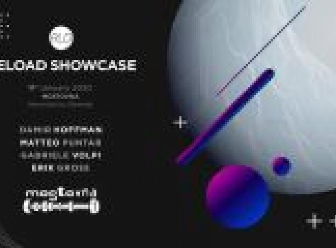 Reload showcase at Mostovna