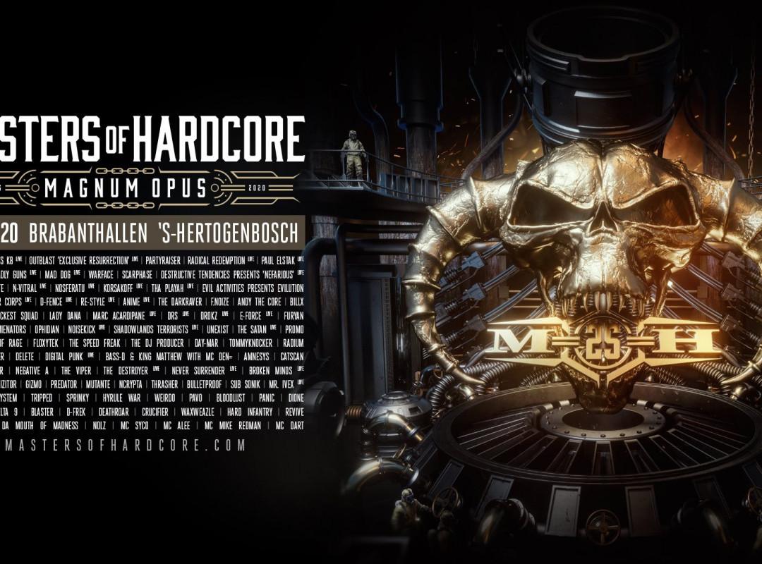 25 years of Masters of Hardcore